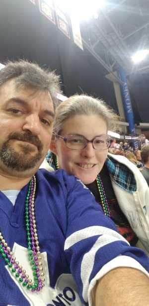 Jose attended Jacksonville Icemen vs. Greenville Swamp Rabbits - ECHL on Mar 9th 2019 via VetTix