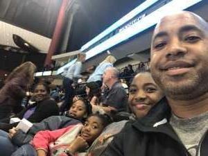 Acie attended Jacksonville Icemen vs. Greenville Swamp Rabbits - ECHL on Mar 9th 2019 via VetTix