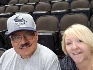 Victor attended Jacksonville Icemen vs. Greenville Swamp Rabbits - ECHL on Mar 9th 2019 via VetTix