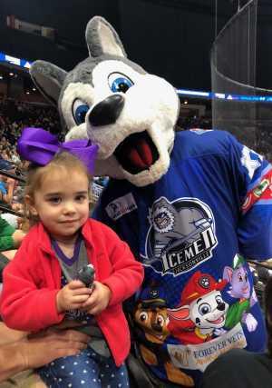 Charles attended Jacksonville Icemen vs. Greenville Swamp Rabbits - ECHL on Mar 9th 2019 via VetTix