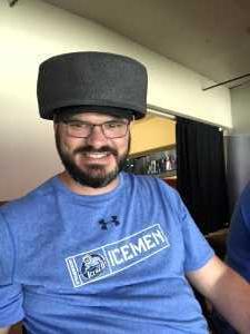 Matt attended Jacksonville Icemen vs. Greenville Swamp Rabbits - ECHL on Mar 9th 2019 via VetTix