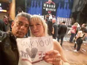 Eric G. attended Fan Halen - a Tribute to Van Halen - Undefined on Mar 8th 2019 via VetTix