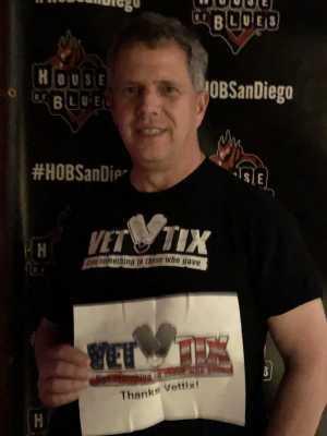 Marc attended Fan Halen - a Tribute to Van Halen - Undefined on Mar 8th 2019 via VetTix