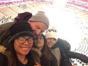 Jeffrey attended Anaheim Ducks vs. Montreal Canadiens - NHL on Mar 8th 2019 via VetTix