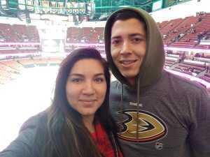 Jason attended Anaheim Ducks vs. Montreal Canadiens - NHL on Mar 8th 2019 via VetTix