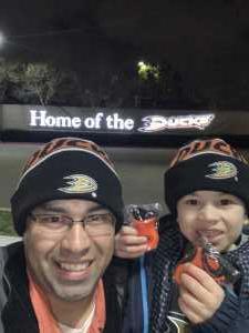 Michael attended Anaheim Ducks vs. Montreal Canadiens - NHL on Mar 8th 2019 via VetTix