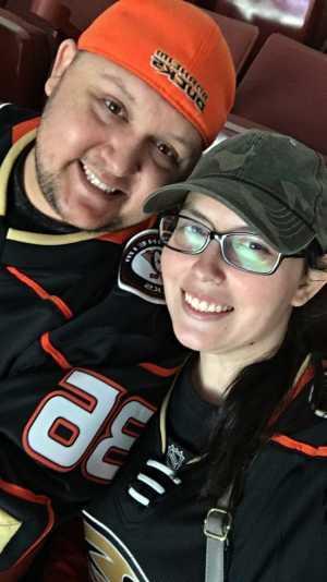 Chad attended Anaheim Ducks vs. Montreal Canadiens - NHL on Mar 8th 2019 via VetTix