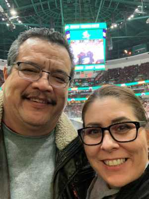 Richard attended Anaheim Ducks vs. Montreal Canadiens - NHL on Mar 8th 2019 via VetTix