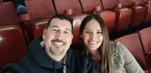 Jesse attended Anaheim Ducks vs. Montreal Canadiens - NHL on Mar 8th 2019 via VetTix