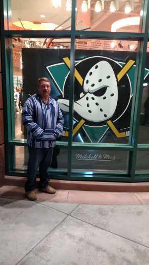 Bradley attended Anaheim Ducks vs. Montreal Canadiens - NHL on Mar 8th 2019 via VetTix
