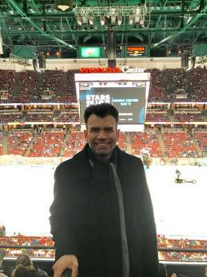 Todd attended Anaheim Ducks vs. Montreal Canadiens - NHL on Mar 8th 2019 via VetTix