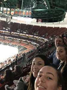 Paul/Susan attended Anaheim Ducks vs. Montreal Canadiens - NHL on Mar 8th 2019 via VetTix