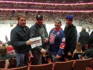 Daniel attended Anaheim Ducks vs. Montreal Canadiens - NHL on Mar 8th 2019 via VetTix