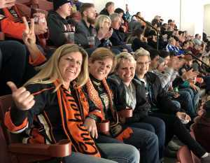 Dawn attended Anaheim Ducks vs. Montreal Canadiens - NHL on Mar 8th 2019 via VetTix