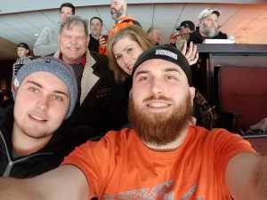 Gary attended Philadelphia Flyers vs. Washington Capitals - NHL on Mar 6th 2019 via VetTix