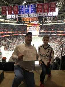 Click To Read More Feedback from Philadelphia Flyers vs. Washington Capitals - NHL