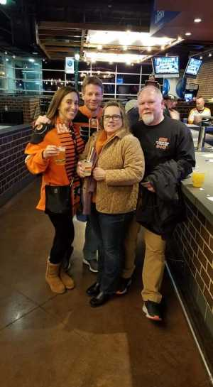 Marybeth attended Philadelphia Flyers vs. Washington Capitals - NHL on Mar 6th 2019 via VetTix