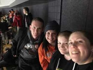 Jennifer attended Philadelphia Flyers vs. Washington Capitals - NHL on Mar 6th 2019 via VetTix