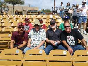 Scott attended Chicago White Sox vs. Arizona Diamondbacks - MLB Spring Training on Mar 20th 2019 via VetTix