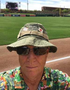 MARTIN attended Chicago White Sox vs. Arizona Diamondbacks - MLB Spring Training on Mar 20th 2019 via VetTix