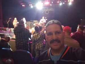 John attended Foghat on Mar 8th 2019 via VetTix