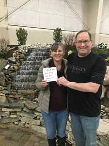 Mike attended Salt Lake Tribune Home + Garden Show - Tickets Good for Any One Day - * See Notes on Mar 8th 2019 via VetTix
