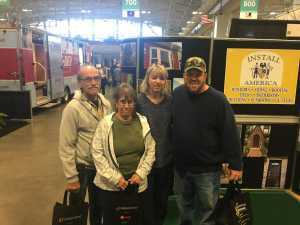 Thomas attended Nashville Home + Remodeling Expo - Tickets Good for Any One Day - * See Notes on Mar 15th 2019 via VetTix