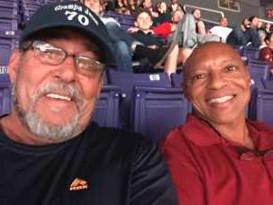 Rafael attended Phoenix Suns vs. New York Knicks - NBA on Mar 6th 2019 via VetTix