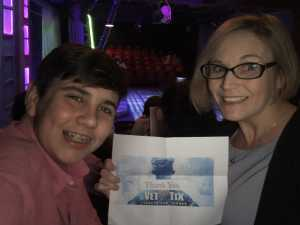 Laura attended Little Shop of Horrors - Presented by Stages Repretory Theatre on Mar 9th 2019 via VetTix