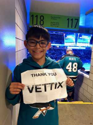 Click To Read More Feedback from San Jose Sharks vs. Vegas Golden Knights - NHL