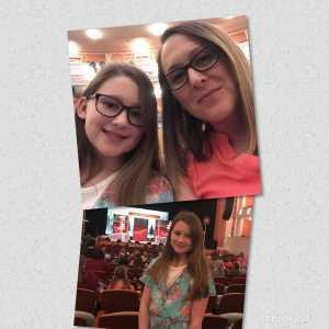 Lou attended American Girl Live! on Mar 10th 2019 via VetTix