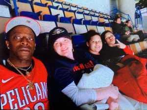 Corey attended New Orleans Pelicans vs. Utah Jazz - NBA on Mar 6th 2019 via VetTix