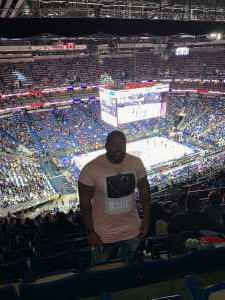 Constance attended New Orleans Pelicans vs. Utah Jazz - NBA on Mar 6th 2019 via VetTix