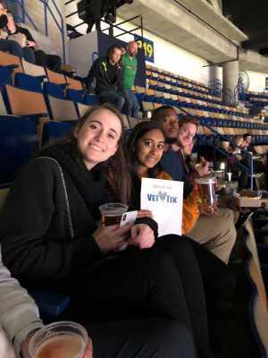 David attended New Orleans Pelicans vs. Utah Jazz - NBA on Mar 6th 2019 via VetTix