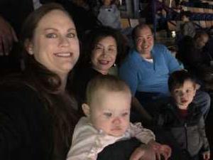 Elizabeth attended New Orleans Pelicans vs. Utah Jazz - NBA on Mar 6th 2019 via VetTix