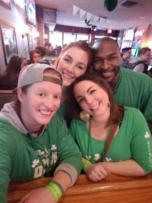 Cait attended St. Patrick's Bar Crawl - Day 1 21+ on Mar 16th 2019 via VetTix
