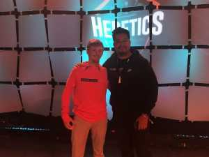 William attended Call of Duty World League - 3 Day Passes on Mar 15th 2019 via VetTix