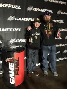 James attended Call of Duty World League - 3 Day Passes on Mar 15th 2019 via VetTix