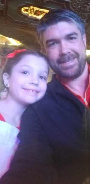 Andrew attended Disney's Dcappella on Mar 7th 2019 via VetTix