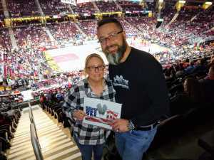 Click To Read More Feedback from Cleveland Cavaliers vs. Detroit Pistons - NBA ** Club Seats**