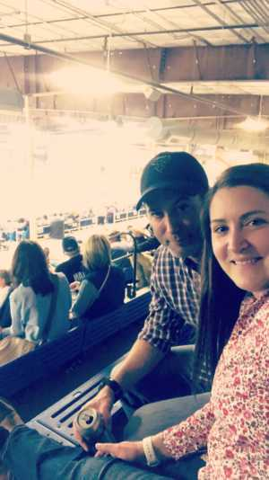 Chris attended 66th Annual Parada Del Sol Rodeo - Friday on Mar 8th 2019 via VetTix