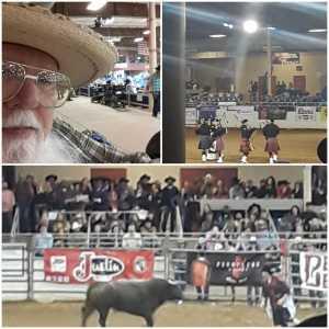 Steve attended 66th Annual Parada Del Sol Rodeo - Friday on Mar 8th 2019 via VetTix