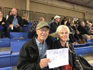 George attended 66th Annual Parada Del Sol Rodeo - Friday on Mar 8th 2019 via VetTix