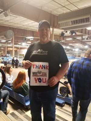 jerry attended 66th Annual Parada Del Sol Rodeo - Friday on Mar 8th 2019 via VetTix