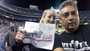 Eric G. attended San Diego Fleet vs. Salt Lake Stallions - AAF on Mar 9th 2019 via VetTix