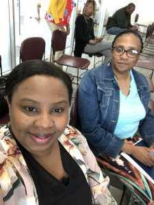 Danisha attended Virtuous Women Houston Empowerment Conference on Mar 23rd 2019 via VetTix