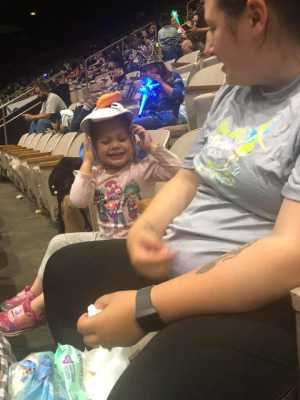 Patrick  attended Disney on Ice Presents Worlds of Enchantment - Ice Shows on Apr 18th 2019 via VetTix