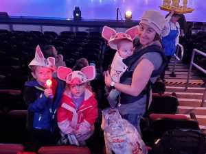 Tiffany attended Disney on Ice presents: Dare to Dream on Mar 14th 2019 via VetTix