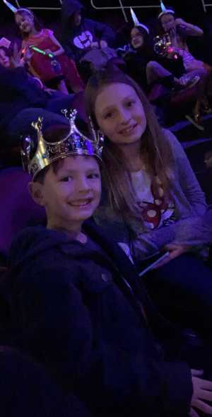 Nancy attended Disney on Ice presents: Dare to Dream on Mar 14th 2019 via VetTix