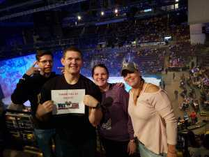 Heather attended Disney on Ice presents: Worlds of Enchantment on Mar 21st 2019 via VetTix